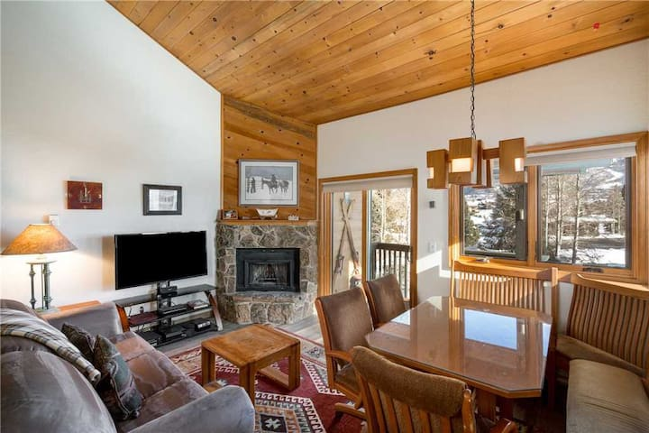 Discounted Steamboat Lift Tickets! Newly Remodeled Condo with a Great Steamboat Location. - Pines A 304