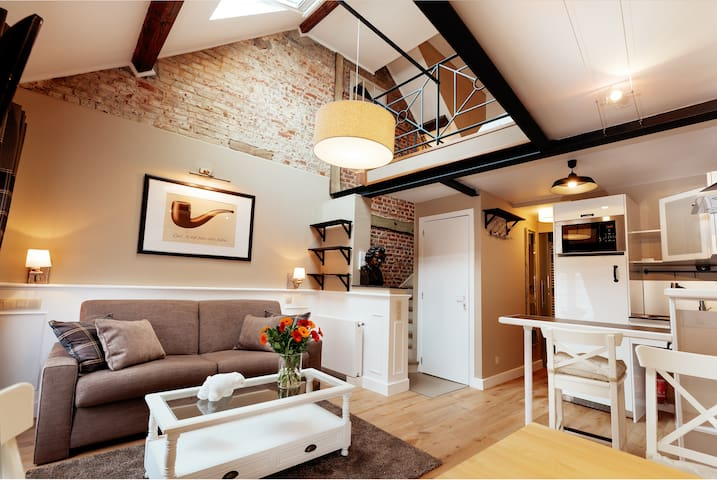 Stunning duplex - Heart of Brussels