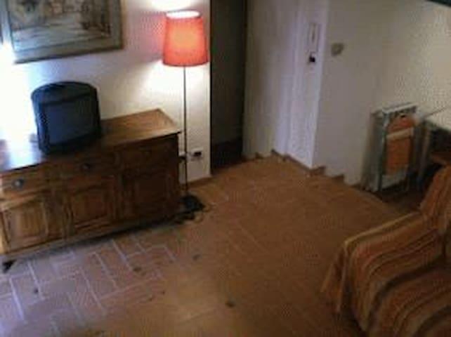- Appartamento in casolare tipico 2 - Monticiano - Huoneisto