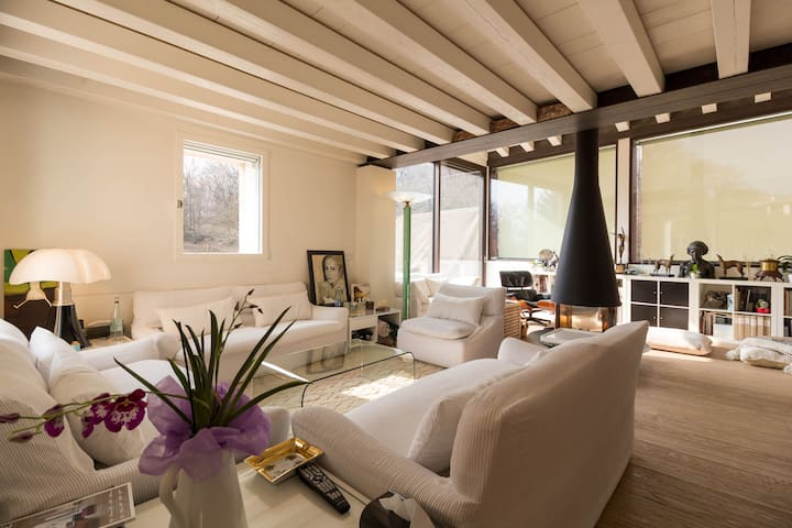 Luxury Relax Villa Asolo Golf - Cavaso del Tomba