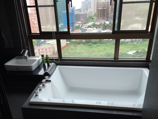 JJ's Hot sping house - 淡水區 - Serviced apartment