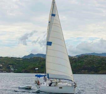 Itaca Sailing Yacht,captain's cabin - St. George's - Πλοίο