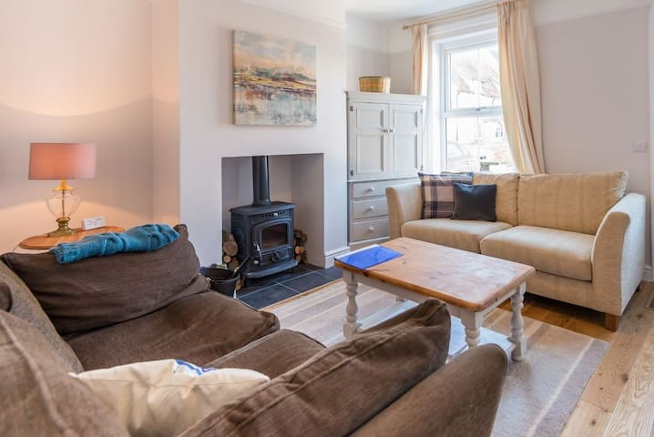 Beachcomber, 2 minutes walk from the dunes in Winterton-on-Sea
