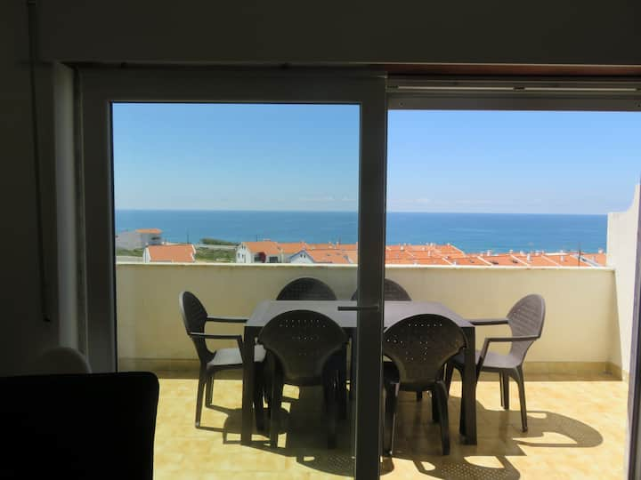 Appartement 3 chambres avec vue de 180° sur Mer
