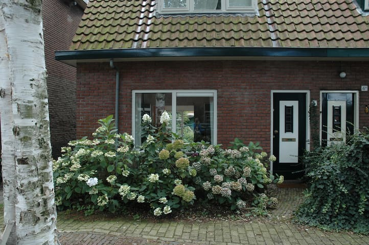 Cosy friendly house with garden - De Bilt - Casa