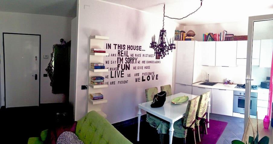 Beatrice's home - Savona - Byt