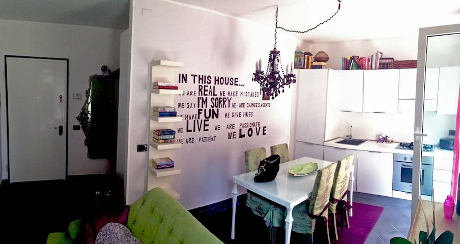 Beatrice's home - Savona - Apartemen