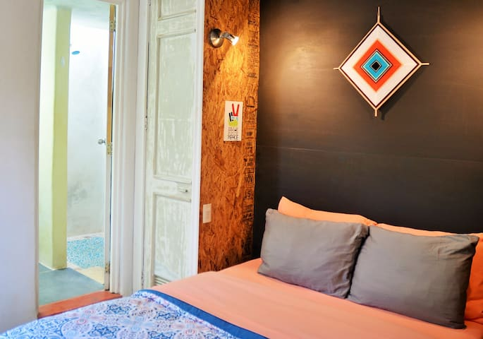 Cute room, great location - Sayulita
