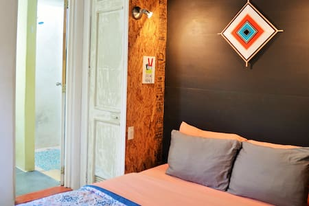 Cute room, great location - Sayulita - Haus