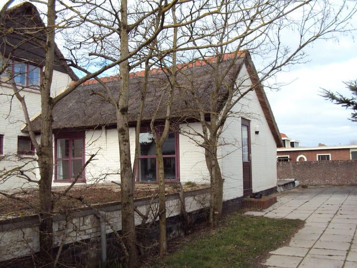 Kleine maar fijne cottage