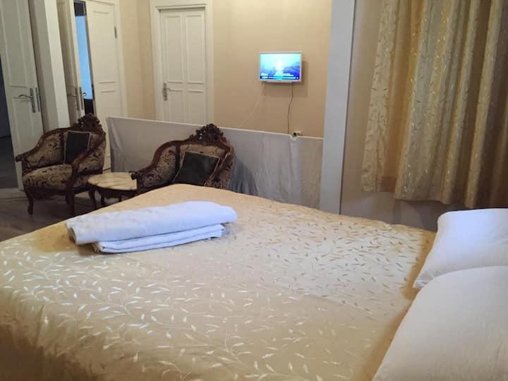 Antalya merkez Kaleiçine 50 metre müstakil villa