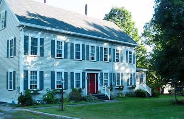 The Old Homestead, a real Vermont B&B