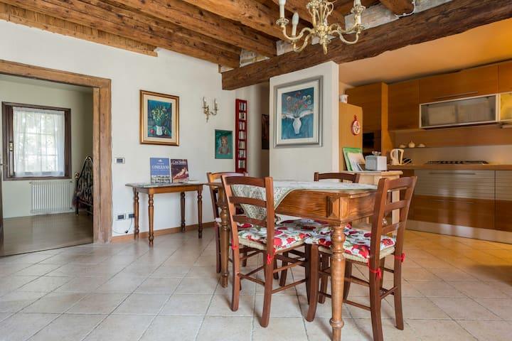 Holidays Conegliano - Venezia - Conegliano - Leilighet