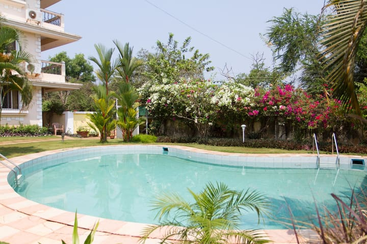 Your ideal getaway in Goa - Varca - Lejlighed