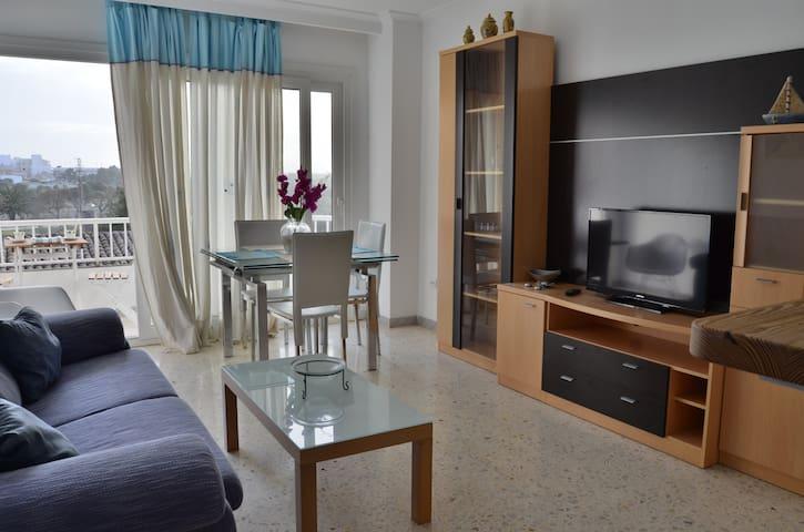 Acogedor apartamento A - S'Illot - Appartement