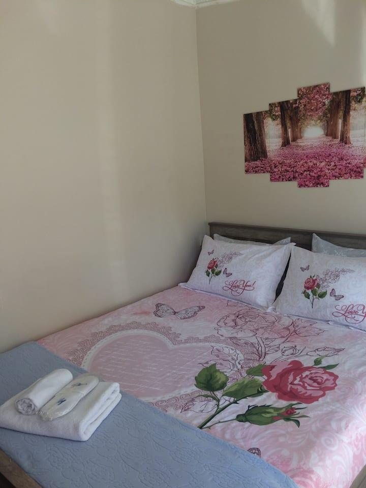 cozy flat on terrace