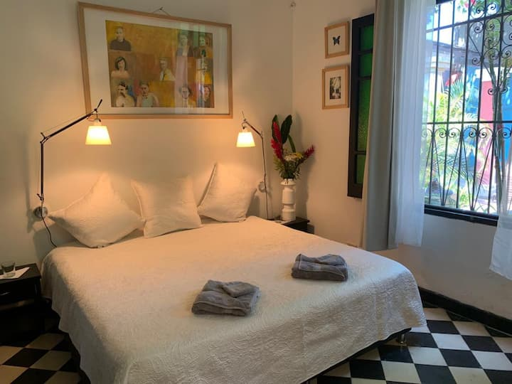 ROOM SAN PEDRO - Casa Magdalena The Green Oasis