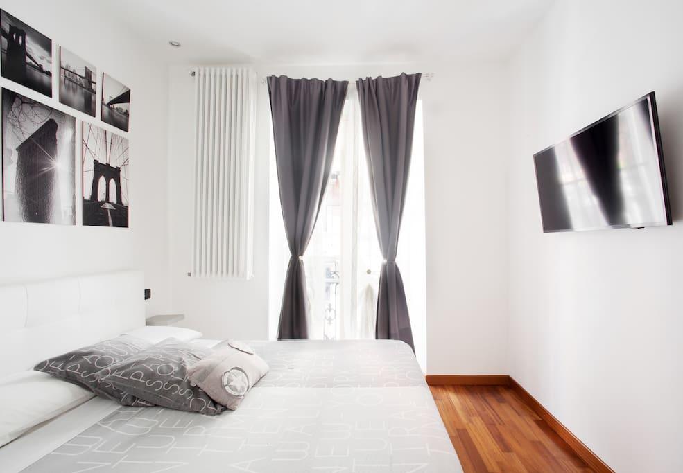 Finestra insonorizzata camera da letto