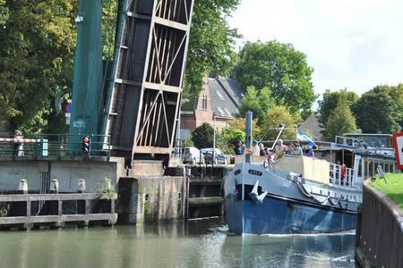 Cabin 4 onboard Passengership Ahoy - Utrecht