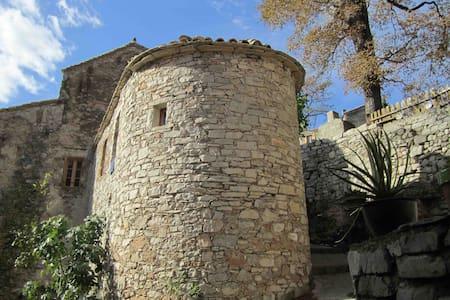Medieval gite Cirque de Navacelles - Saint-Maurice-Navacelles - 独立屋