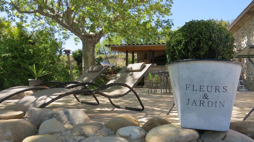Nature & espace bien-être aux Gites d'Éliane