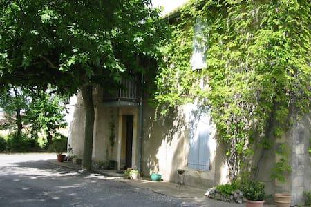 Mas authentique avec piscine  - Saint-Théodorit - 단독주택