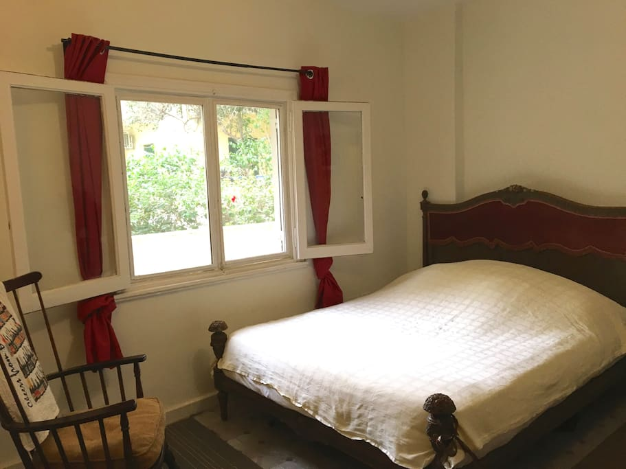 Bedroom - daytime