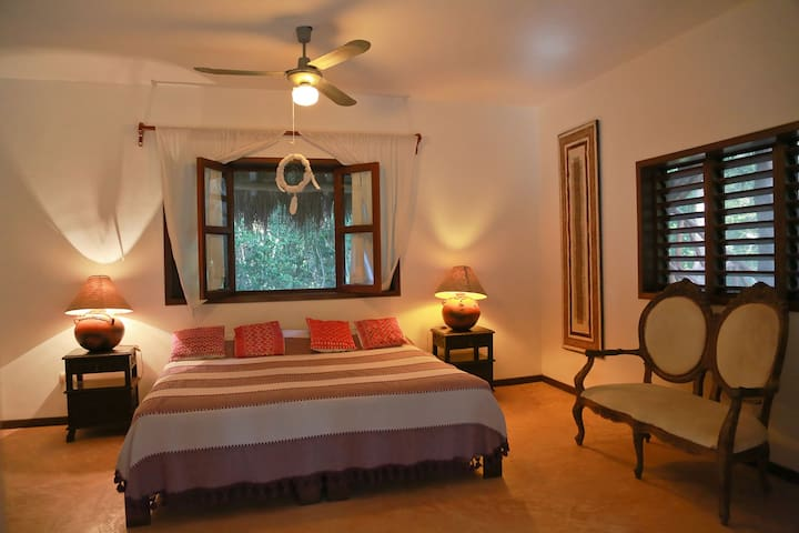 "Beatiful Jungle Cabin ""Pakal"" - Akumal - Blockhütte"