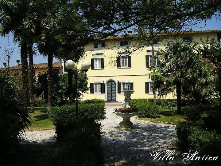 WELCOME TO VILLA ANTICA
