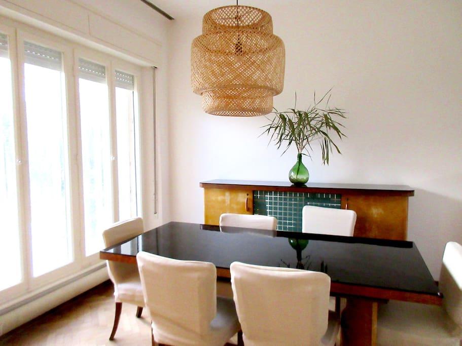 1st floor | The living room