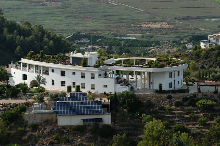 LUXUS Villa mit Meeresblick - El Ràfol d'Almúnia - Villa