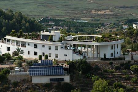 LUXUS Villa mit Meeresblick - El Ràfol d'Almúnia - Willa