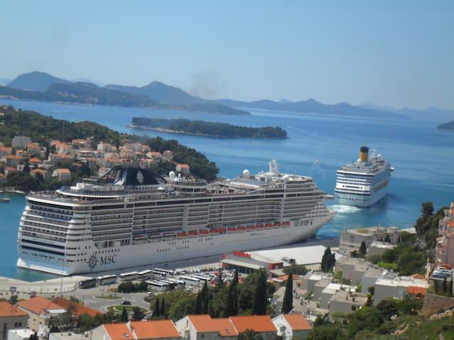 "Triple Room""Panorama"" Dubrovnik - Dubrovnik - House"