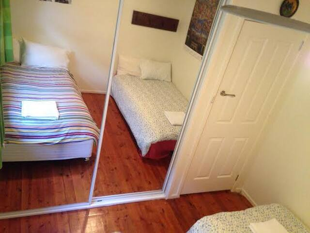 Twin Room in North West Sydney - Castle Hill - Huis