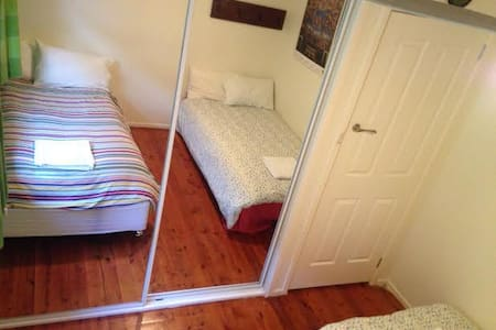 Twin Room in North West Sydney - Castle Hill - Hus