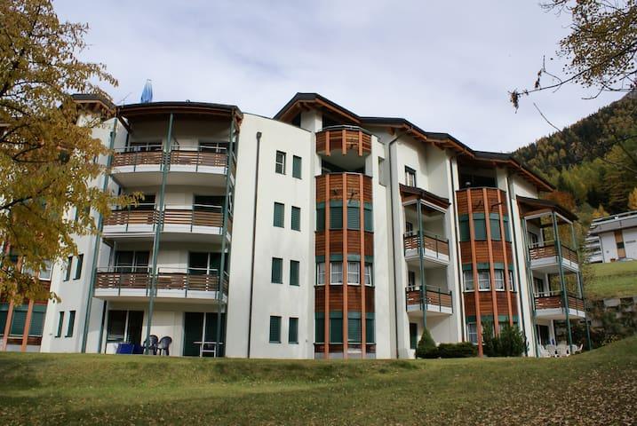 Ferienhaus La Promenade - Leukerbad - Lägenhet
