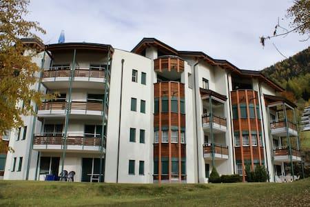 Ferienhaus La Promenade - Leukerbad