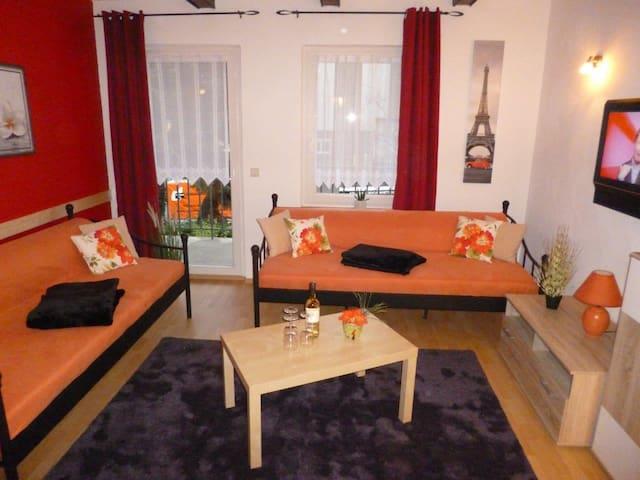 Gästehaus-Koblenz Obergeschoss - Koblenz - Lägenhet