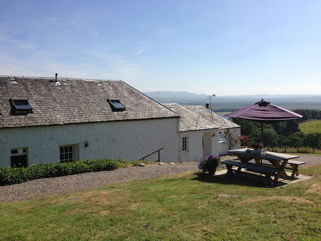 Kestrel Cottage - Port of Menteith - Casa