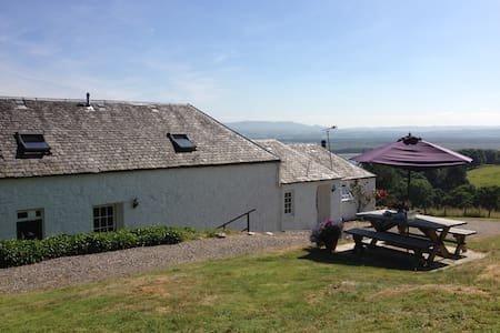 Kestrel Cottage - Port of Menteith