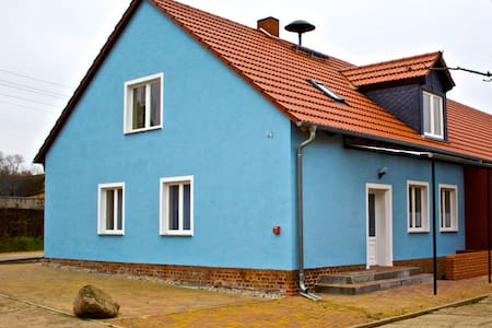 Pension Blaues Haus Molkenberg - Schollene