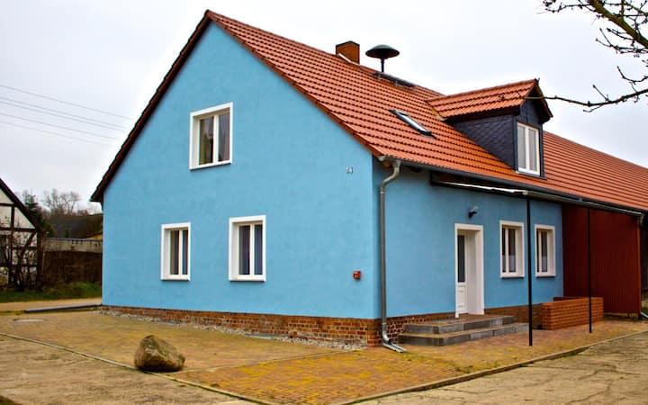 Pension Blaues Haus Molkenberg