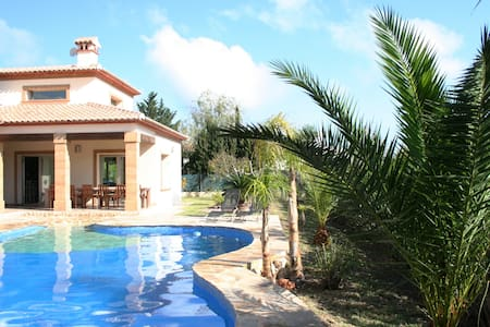 Luxury 5* villa with private pool
