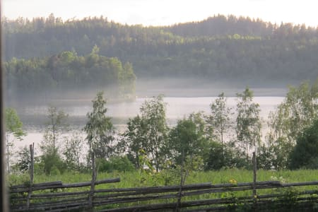 Lakeview cottage - storabjorkenas - Talo