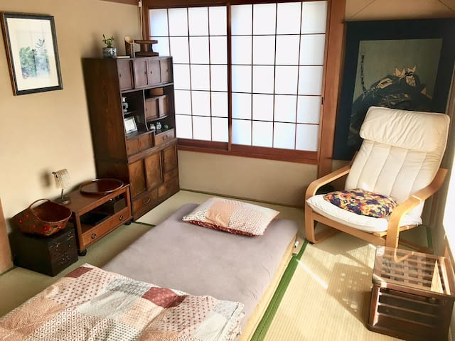 YOKOHAMA 元町/7min to Sta /Wi-fi  Women,couples only
