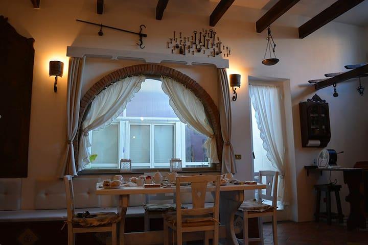 La Tavernetta -  Bagno Privato e Cucina