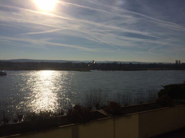 Koblenz/Neuwied - Rheinblick - Neuwied - Daire