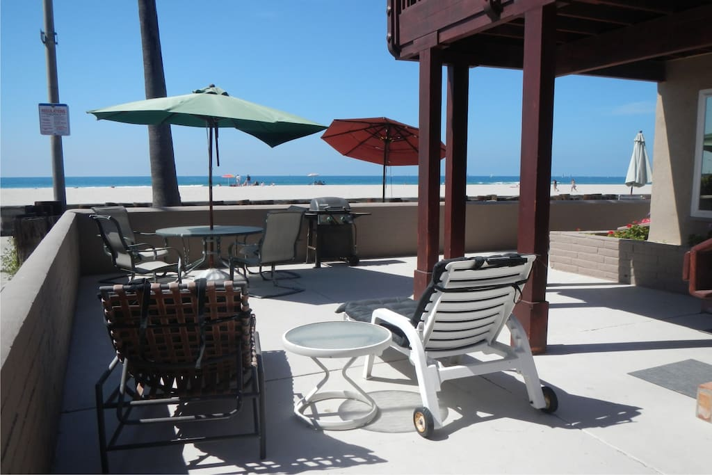 Rare Ocean Front One Bedroom Apartments For Rent In San Diego California United States