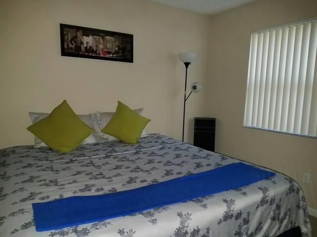 Private Apartment close to Hollywood beach - Hollywood - Byt