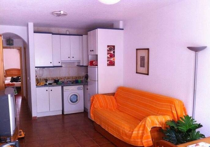 Cómodo apartamento en La Isleta  - Níjar - Lägenhet